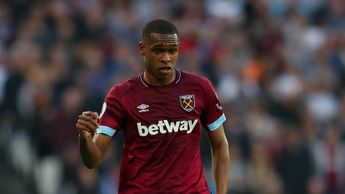 West Ham defender Issa Diop
