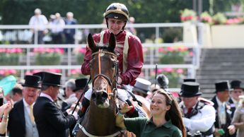 Adam Kirby and Heartache return in triumph at Royal Ascot