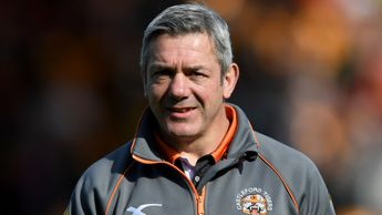Daryl Powell's Castleford look set for a big win