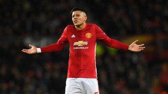 Marcos Rojo could be out until 2018