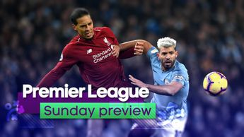 Sunday's Premier League tips including Liverpool v Man City at Anfield