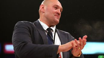 Tyson Fury is planning a return next year
