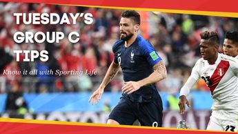 Group C betting tips from Sporting Life