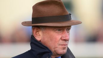Trainer Nicky Richards