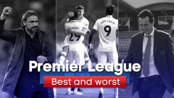 Best & Worst of the Premier League: Alex Keble runs through the big winners & losers from the weekend