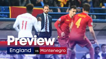 Check out our preview & best bets for England v Montenegro