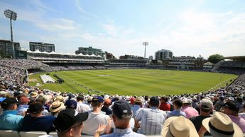 Lord's: Could host the final