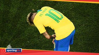Neymar and Brazil got off to a slow start