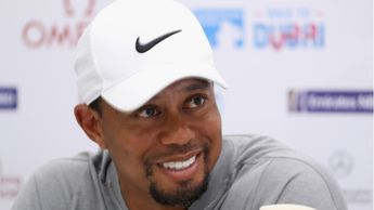Tiger Woods: has resumed practice