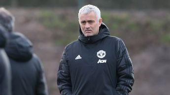 Jose Mourinho: The Portuguese has been discussing his three-and-a-half year spell at Manchester United