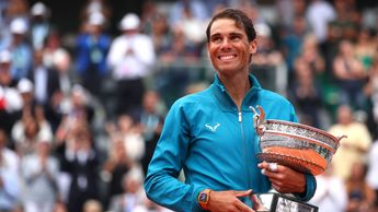 Rafael Nadal wins the French Open for an 11th time