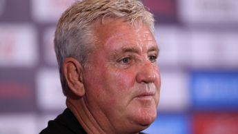 Steve Bruce: Newcastle boss faces the press