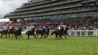 Ascot hosts British Champions Day