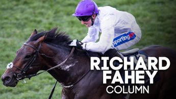 Read the latest Richard Fahey column