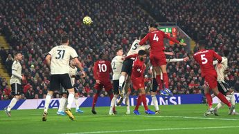 Virgil van Dijk heads Liverpool to victory