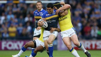 Kylie Leuluai will take up a role with Warrington
