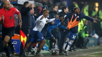 Celebration time for Tranmere