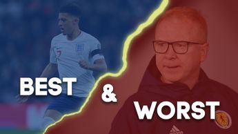 Alex Keble runs through the best & worst from the weekend's action