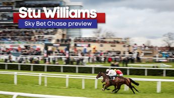 Doncaster stages the Sky Bet Chase this weekend