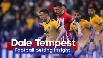 Read Dale Tempest's latest football betting column for analysis, trends and top tips