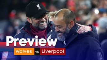 We preview Thursday's Premier League clash between Wolves and Liverpool