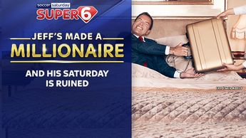 The Soccer Saturday Super 6 jackpot has been landed