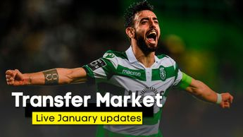 Follow the latest transfer rumours and done deals with our live Transfer Market blog