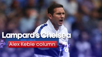 Frank Lampard's Chelsea: Alex Keble looks at the tactics of the new Stamford Bridge boss