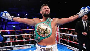 Tony Bellew - open to a fight with Michael Bisping