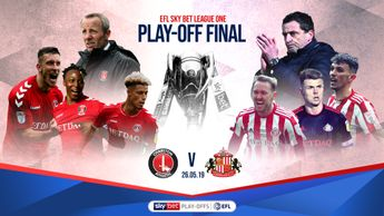 Charlton v Sunderland final guide