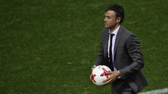 Luis Enrique: The former Barcelona and Roma boss is a free agent