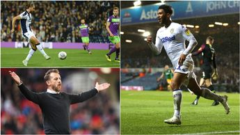 Sky Bet Championship: Good results for West Brom, Stoke and Leeds
