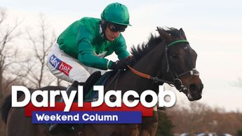 Daryl Jacob rides Sceau Royal at Sandown