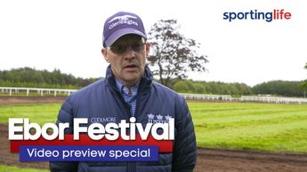 Check out our latest video interviews ahead of York's big meeting