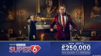 Super 6: Enter the latest round for your chance to win 250,000