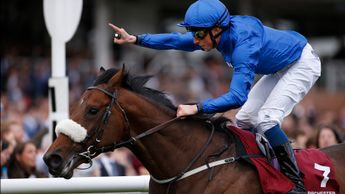 Will William Buick be celebrating again on Saturday?