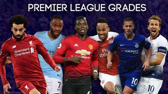 Sporting Life's Premier League grades