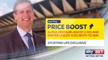 Friday's Sporting Life Price Boost