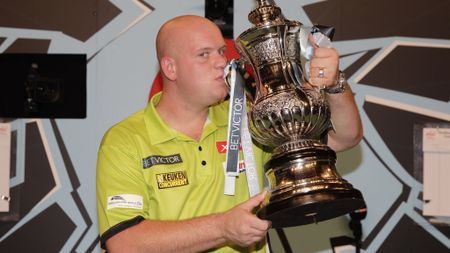 Michael van Gerwen: Defending World Matchplay champion