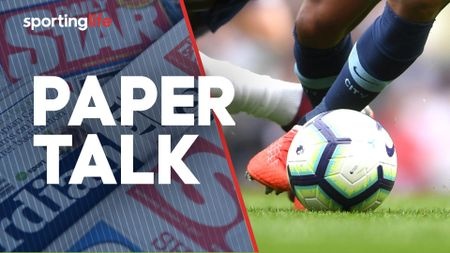 Check out today's Paper Talk