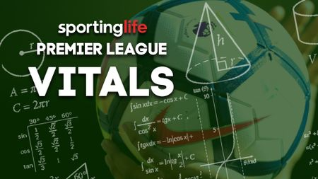 We look at the key Premier League stats which you can back
