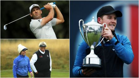 Ben Coley discusses three of golf's most fascinating characters