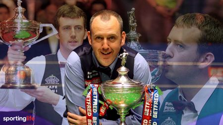 Mark Williams won his third world title at the Crucible