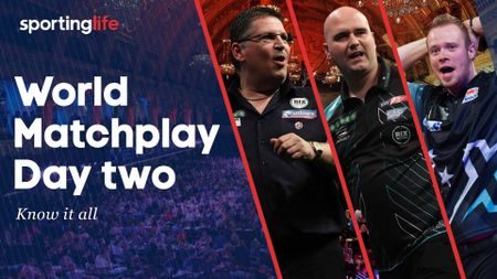 Check out our best bets for day two of the World Matchplay