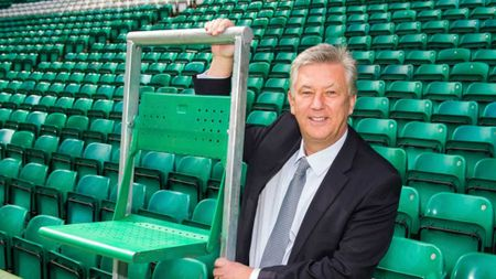 'Rail seats' have been installed at Celtic