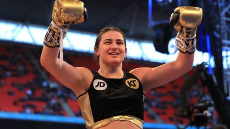 Katie Taylor is Stateside this weekend