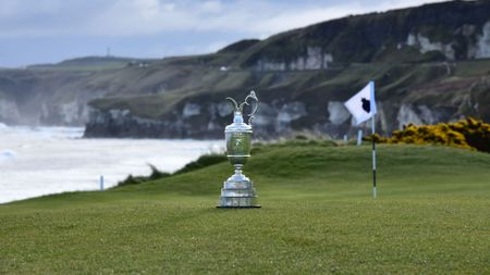The Open returns to Portrush in July