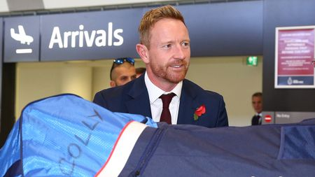 Paul Collingwood: New signing for sportinglife