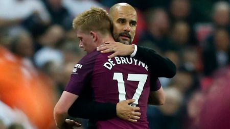 Pep Guardiola admits Kevin De Bruyne will be a big miss for Man City