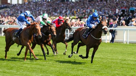Ribchester and William Buick win the Queen Anne at Royal Ascot